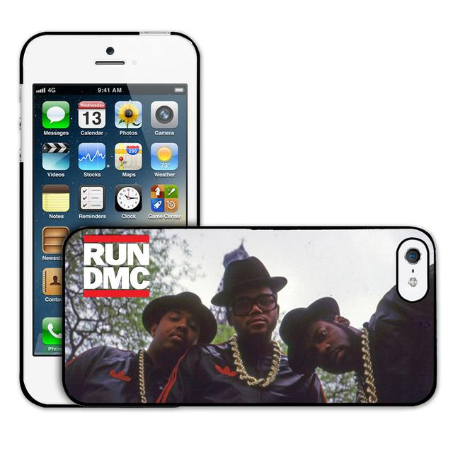 Run-DMC Photo iPhone 5 & 5s Cover