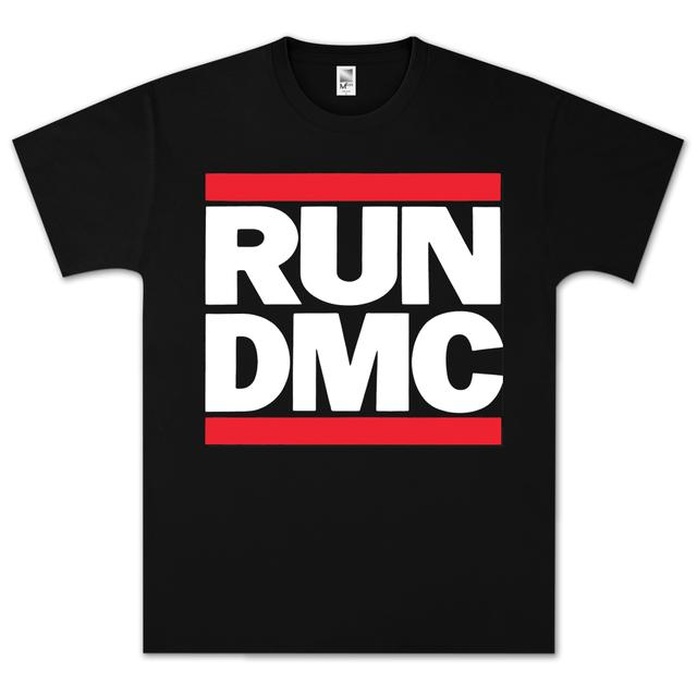 Run-DMC Logo T-Shirt