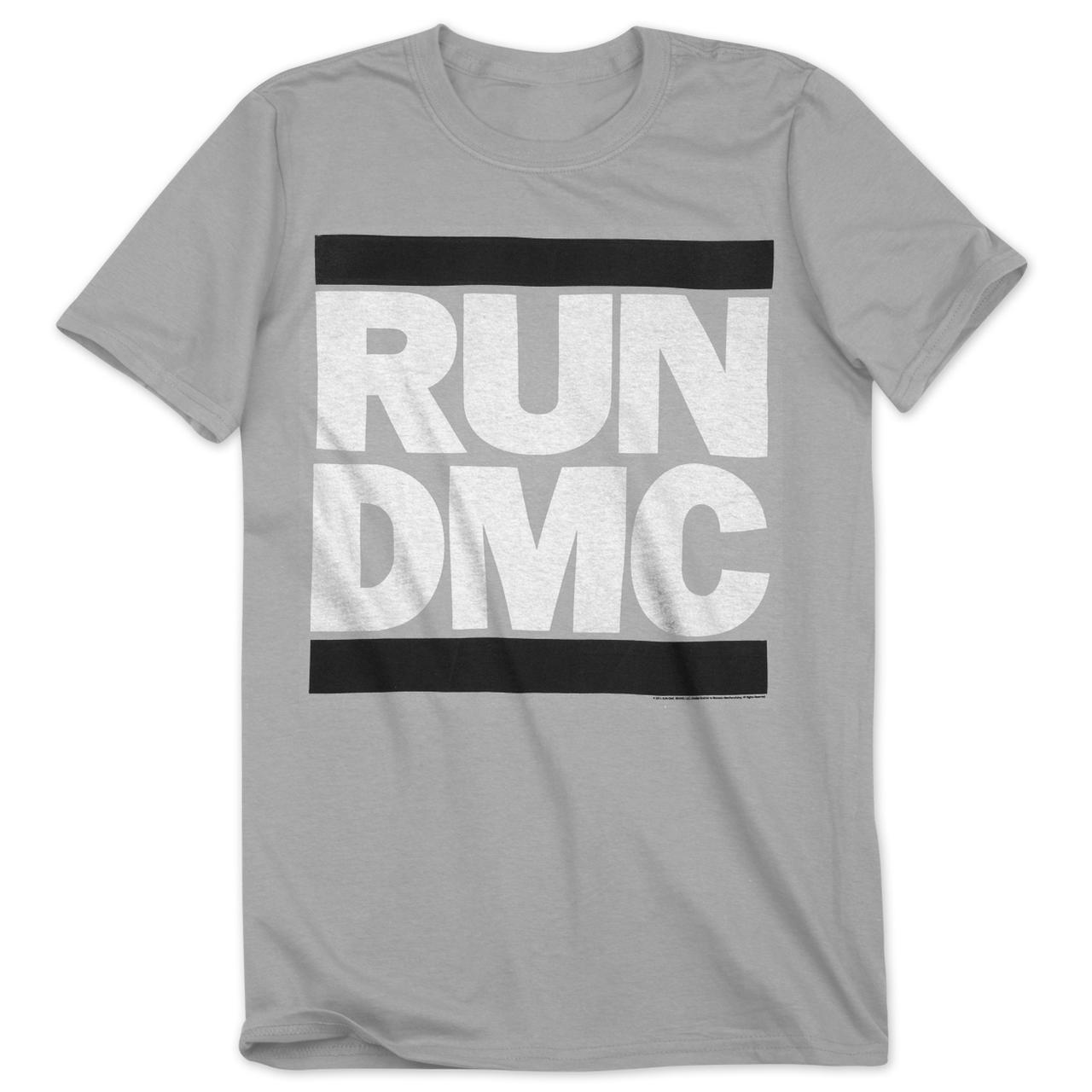 how to make run dmc logo