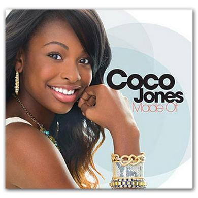 Coco Jones - Made Of EP CD (Vinyl)