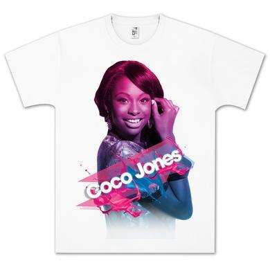 Coco Jones Paint Splash T-Shirt
