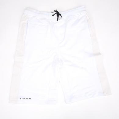 Rich Gang Contrast Panel Shorts
