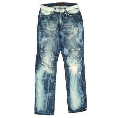 Rich Gang Monkey Wash Denim Pants