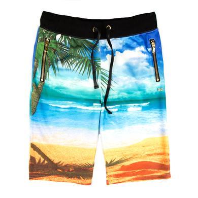 Rich Gang Paradise Shorts