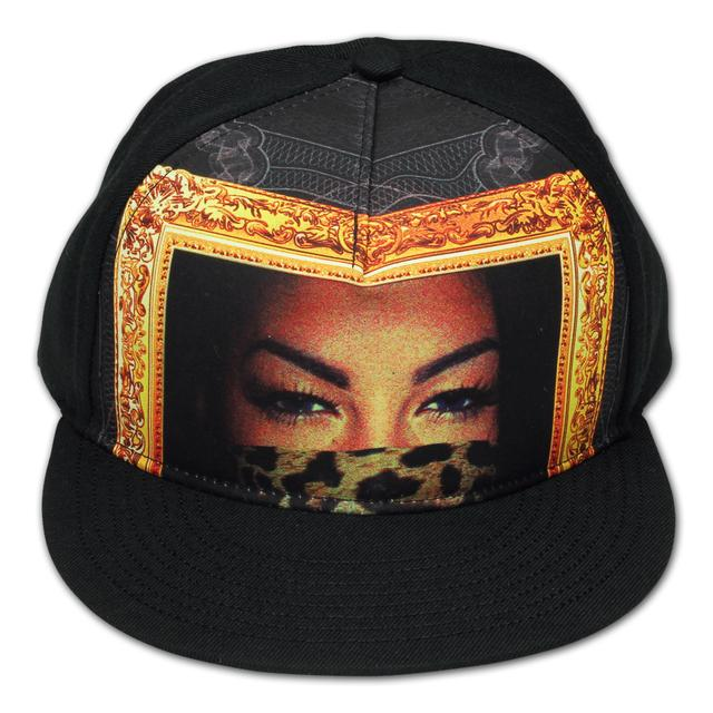 Rich Gang Sexy Eyes Snapback Hat