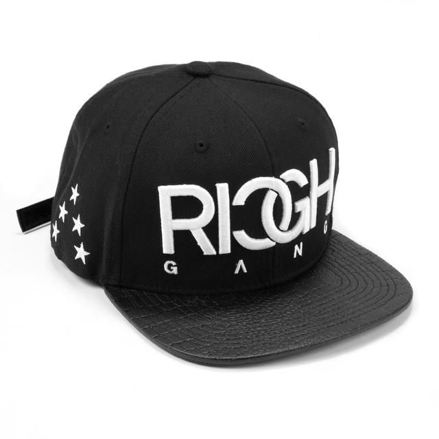 Rich Gang Rich Snapback Hat
