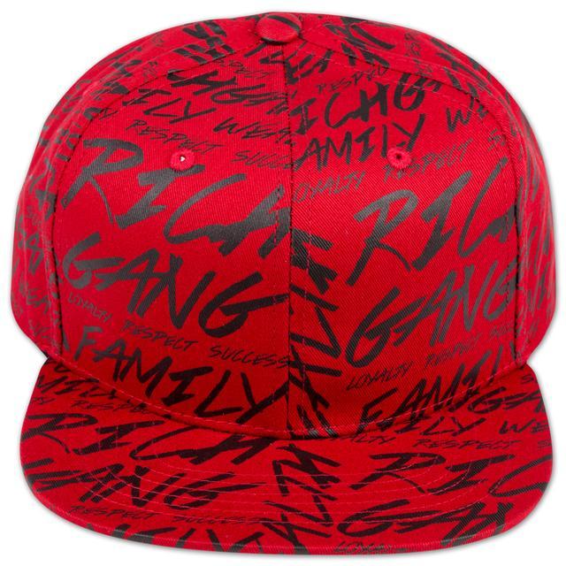 Rich Gang Scribble Hat