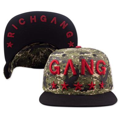 Rich Gang Digital Camo Hat