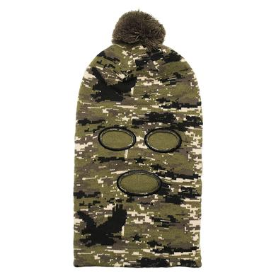 Rich Gang Camo Ski Mask