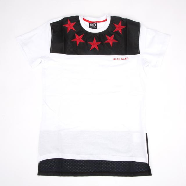 Rich Gang Star Crew Shirt