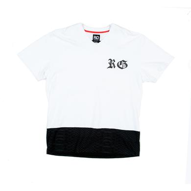 Rich Gang PYTHON HEM CREW T-Shirt