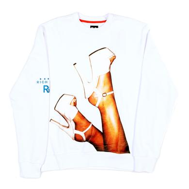Rich Gang LEGS UP Crewneck Sweatshirt