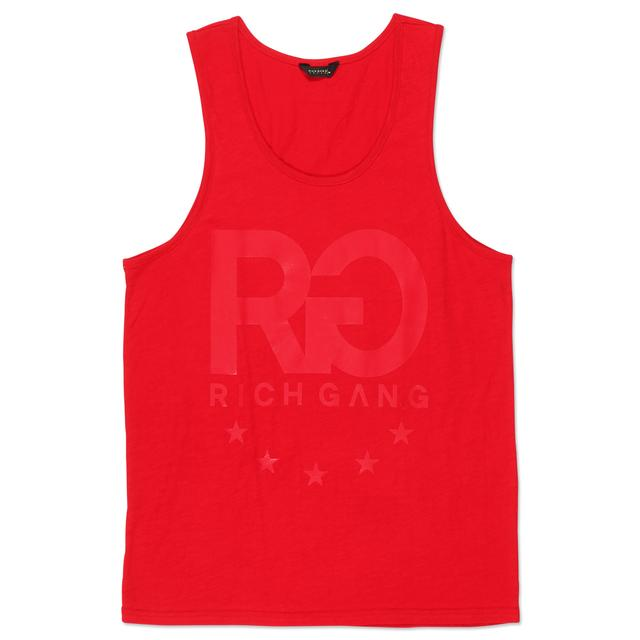 Rich Gang Logo Tank Top