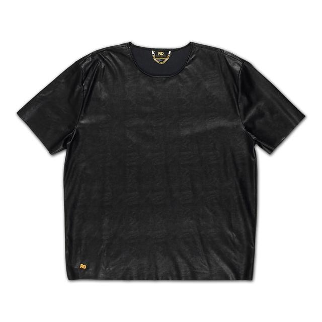 Rich Gang Leather T-Shirt