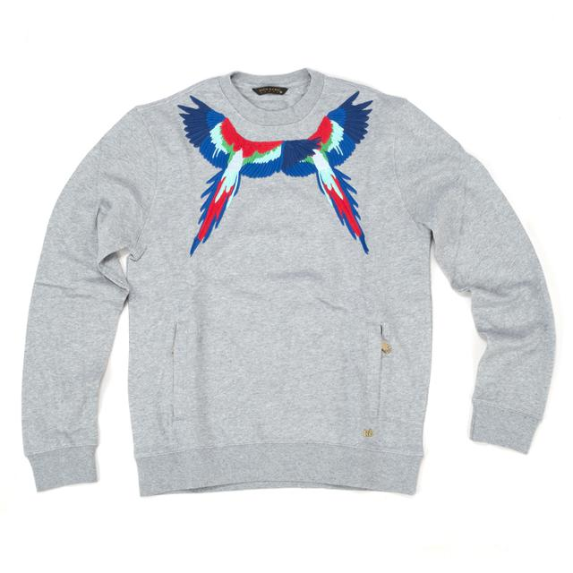 Rich Gang Bird Crewneck Sweatshirt