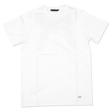 Rich Gang Rich Tonal Knit T-Shirt