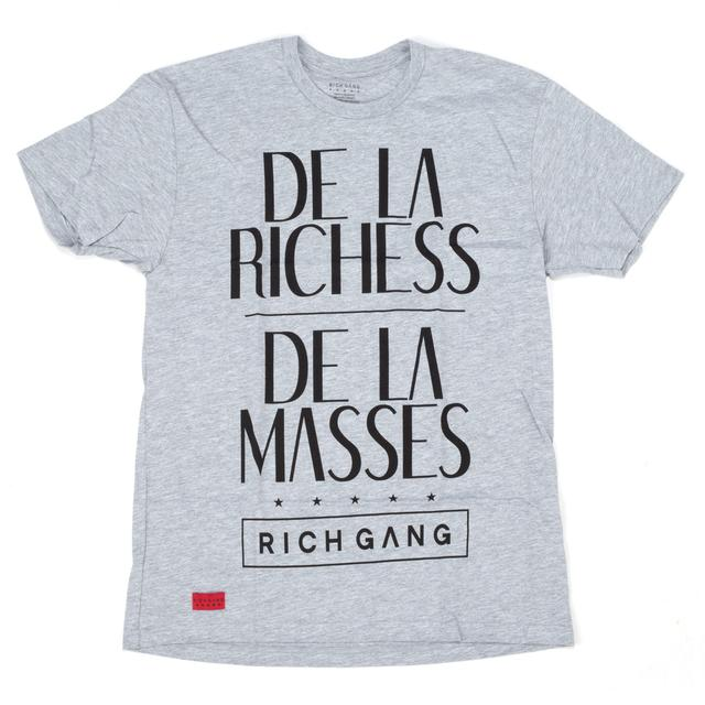 Rich Gang De La Richess T-shirt