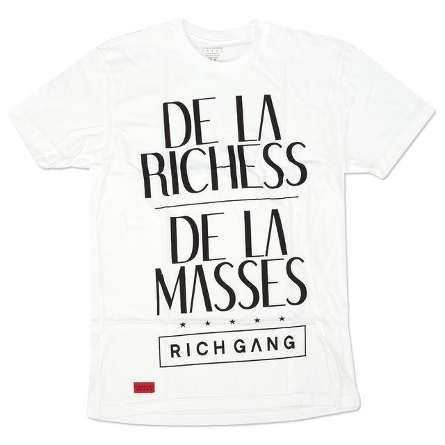 Rich Gang De La Richess T-shirt