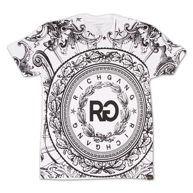 Rich Gang Status & Crest T-Shirt