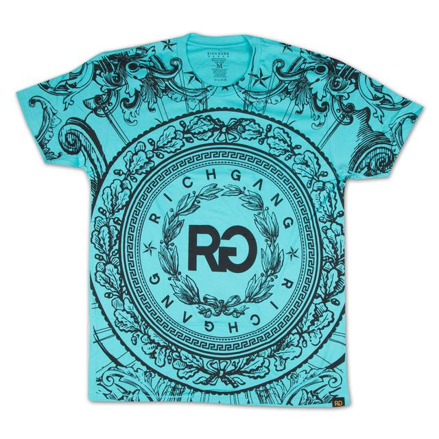 Rich Gang Status & Crest T-Shirt