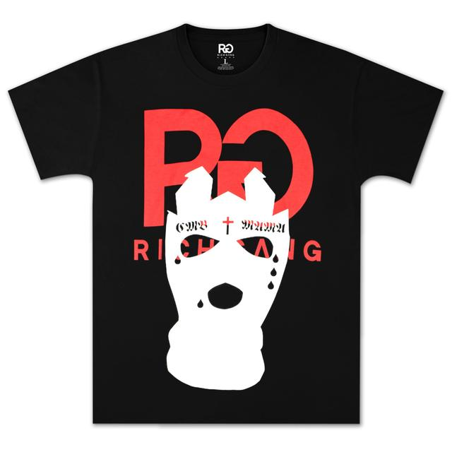 Rich Gang Tap Out Birdman T-Shirt In Black