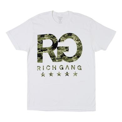 Rich Gang Camo RG T-Shirt