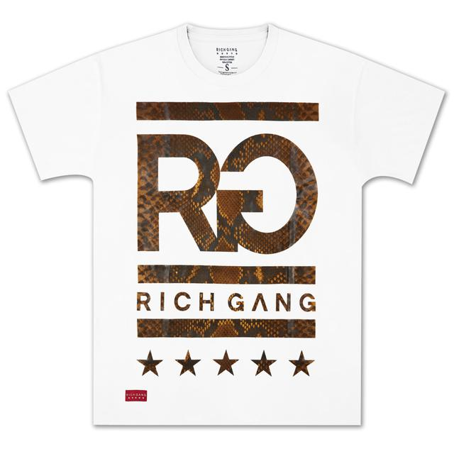 Rich Gang RG Python T-Shirt