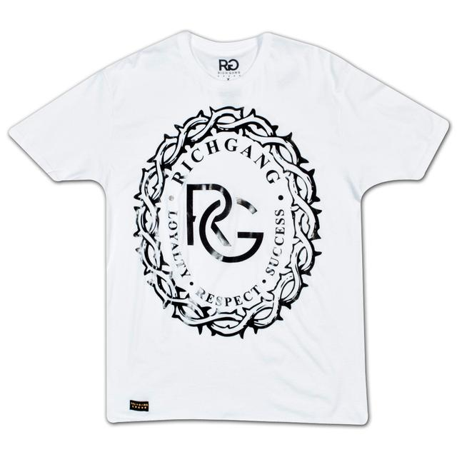 Rich Gang Thorn Crowns T-Shirt