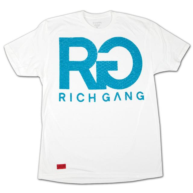 Rich Gang SNAKE SKIN T-Shirt