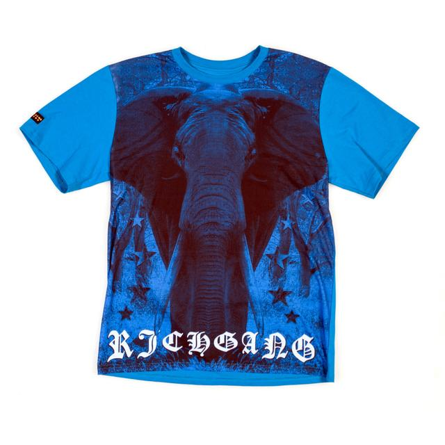 Rich Gang BUGATTI ELEPHANT T-Shirt