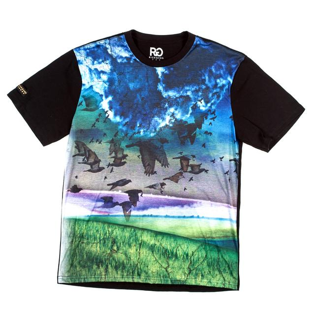 Rich Gang BIRDS FLY HIGH T-Shirt