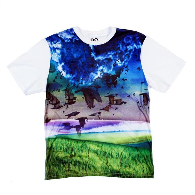 Rich Gang BIRDS FLY HIGH T-Shirt