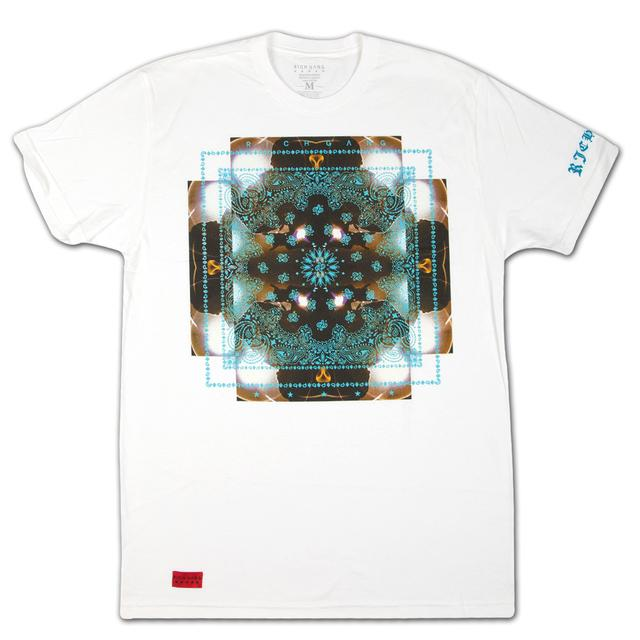 Rich Gang BANDANA KALEIDOSCOPE T-Shirt