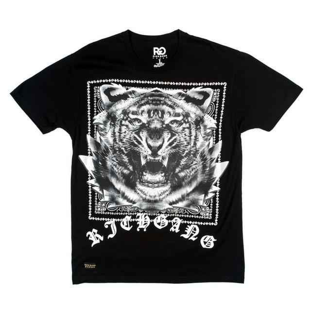 Rich Gang BANDANA TIGER GANG T-Shirt