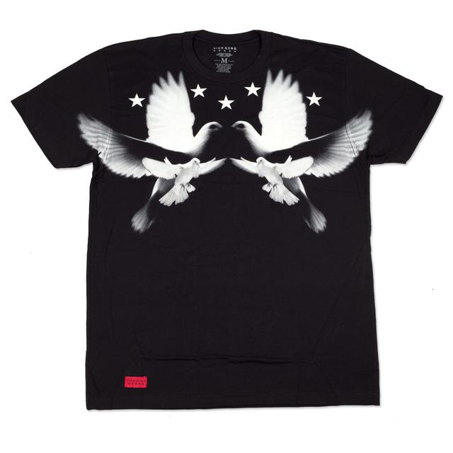 Rich Gang Doves in Flight T-Shirt
