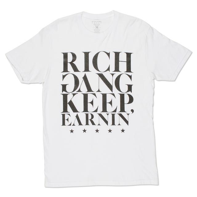Rich Gang Keep Earning T-Shirt