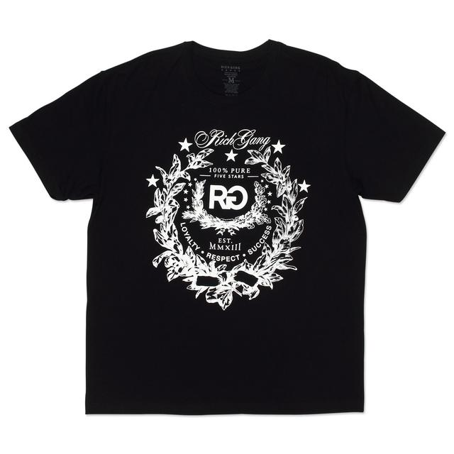 Rich Gang Royal Crest T-Shirt