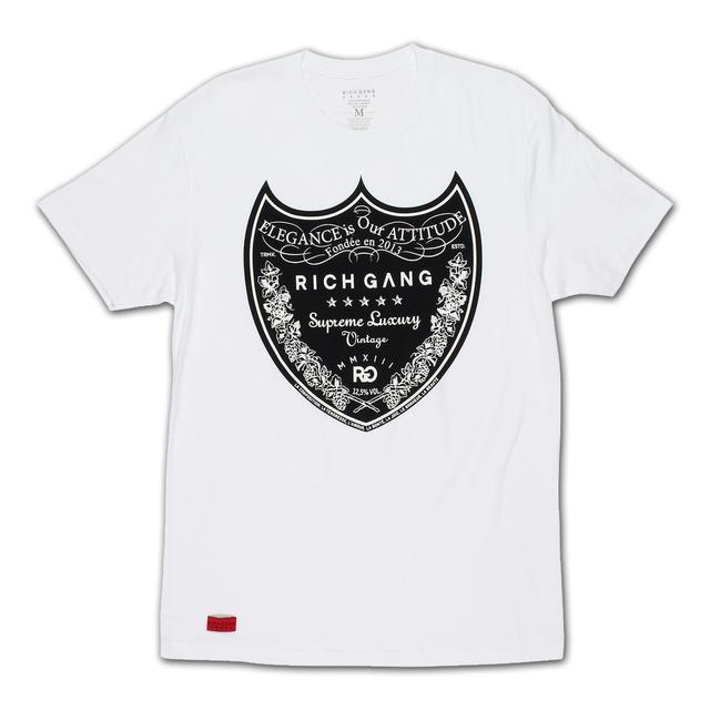 Rich Gang Luxury Glow T-Shirt