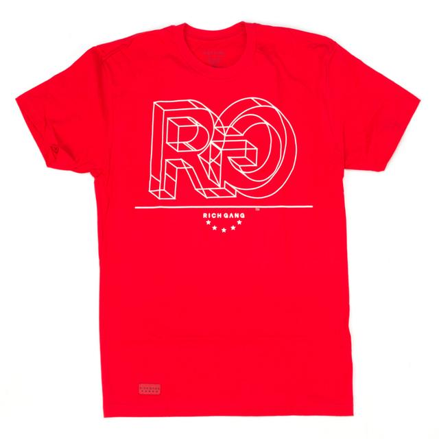 Rich Gang 3D RG T-Shirt
