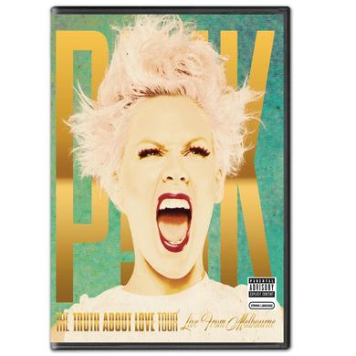 Pink P!nk: The Truth About Love Tour: Live From Melbourne (2014) DVD
