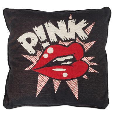 Pink P!nk Lips Pillow