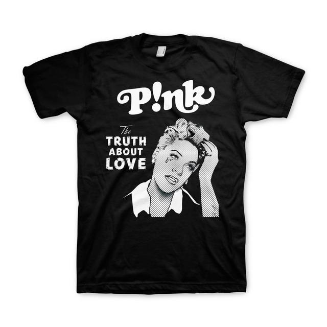 Pink P!nk Cold Truth T-Shirt