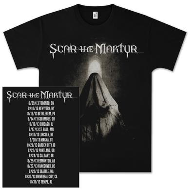Scar The Martyr Ghost Tour T-Shirt