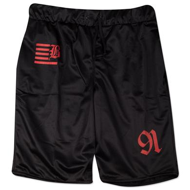 YMCMB Beed Up Shorts