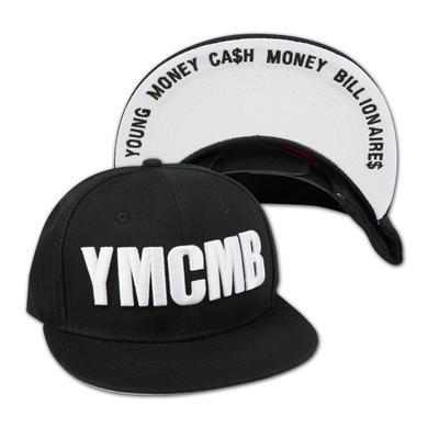 YMCMB Logo Snapback Hat