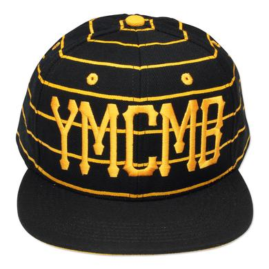 YMCMB Pirate's Vision Hat Black/Yellow