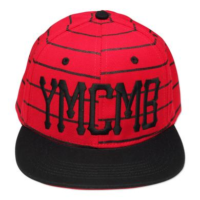 YMCMB Pirate's Vision Hat Red/Black