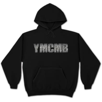YMCMB Snow Leopard Pullover Hoodie