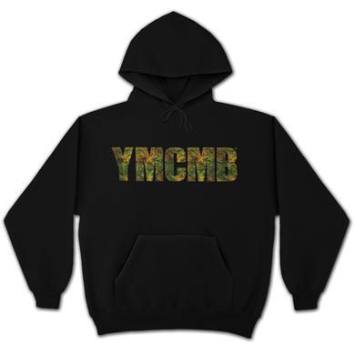 YMCMB Hemp Logo Pullover Hoodie