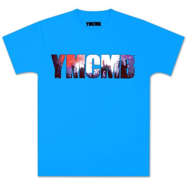 Fans Of YMCMB T-Shirt In Blue Mist